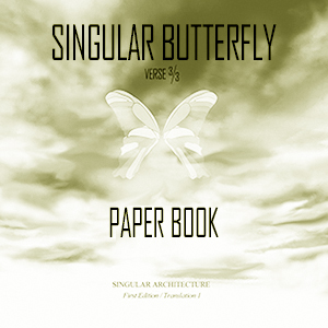 Heather Hoeksema Singular Butterfly