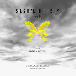 Singular Butterfly Heather Hoeksema